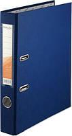 Папка-регистратор двухсторонний ,Delta by Axent, корешок 5 cм, синяя D1711-02C