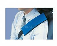 Чехол Koszulki на ремень безопасности (синий)