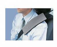 Чехол Koszulki на ремень безопасности (серый)