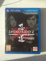 SHINOBIDO 2 ENG PS Vita  Оригинал Игра
