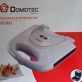 Сэндвичница-бутербродница Domotec DT-1051