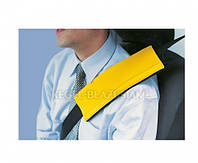 Чехол Koszulki на ремень безопасности (желтый)