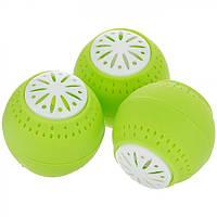 Поглотитель запаха в форме шарика (Fridge Balls)