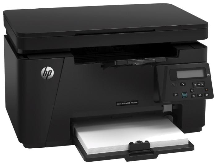 МФУ HP LaserJet M125NW (Wi-Fi)