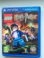 Lego Harry Potter RUS PS Vita  Оригинал Игра