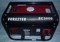 Новый бензиновый генератор FORESTER EC3000