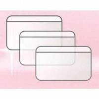 Обложка для кредиток Panta Plast, двойная, PVC 0312-0012-00
