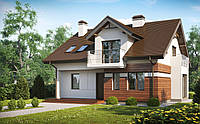 Строительство коттеджей и малоэтажных домов.Дом № 2,52