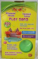 """Кинетический песок """"Мультяшки"""", Play sano, 400 гр."""