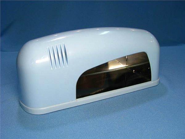 Ультрафиолетовая лампа (УФ) для сушки гель-лака 9 Вт, Lamp UV-9W