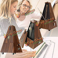 Тик классические механические бить метроном музыкальные инструменты пианино гитара скрипка