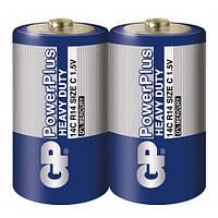 Батарейка солевая GP Batteries Power Plus R6/AA 4xSH(15С S4) 35794