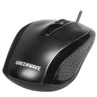 Мыша оптическая Greenwave Trivandrum USB black 34115