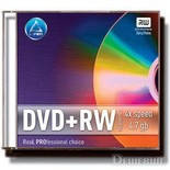 Диск DVD+RW Hewlett-Packard 4.7Gb 4x cake box 10pcs 06689