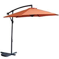Зонт садовый FNGD-03 2.7 м терракотовый