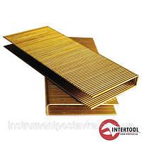 Скоба для степлера 18мм 34.75*0.92*2.30мм 2000шт/упак. Intertool PT-8518