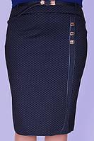 Женская теплая юбка большого размера