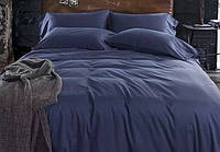 Однотонное постельное белье сатин люкс  Prestij Textile 07684