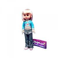 Кукла 8840  в кульке, 30см