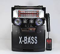 Музыкальный центр 3 в1 ретро радио NewKanon KN-62