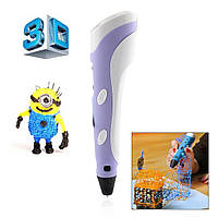 3D ручка MyRiwell-2 STEREO c дисплеем (RP-100B). Спиннер в подарок!!!