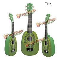 ИРИН 21 дюймов липы Сопрано арбуз стиле киви стиле укулеле 4 строки уке