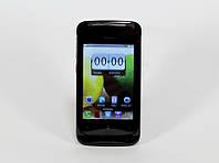 """Смартфон G12i 3.5"""" Black, сенсорный мобильный телефон, смартфон на 2 сим карты емкостный экран"""
