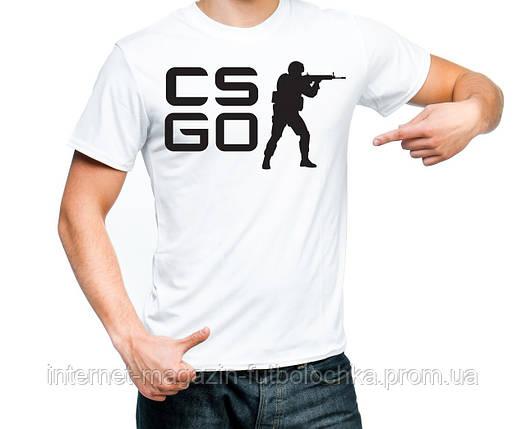 """Футболка """"CS GO"""", фото 2"""