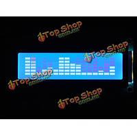Ms1602 аудио отображения спектра автомобильный музыкальный спектр 51 однокристальных ЖК