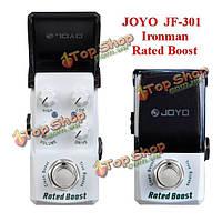 Джойо Ironman JF-301 рейтинга форсирование мини-гитары педаль эффекта