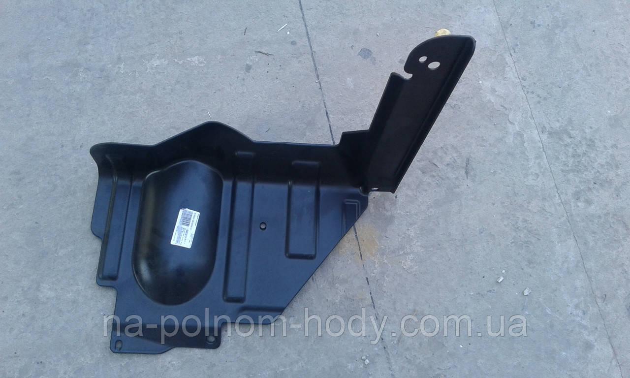 Защита двигателя правая Aveo Хэтчбек ЗАЗ Украина