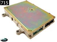 Электронный блок управления (ЭБУ) Honda Concerto 1.6 16V 90-94г (D16Z2 / 5MT), фото 1