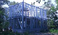 Металлические каркасы и модульные здания