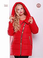 Женские зимние куртки (большие размеры)
