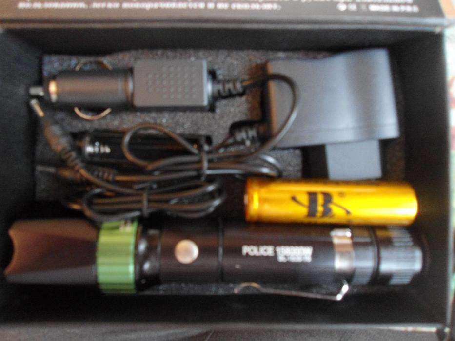 Тактический фонарь Police BL-1838-T6