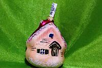 Новогодняя игрушка Котедж 1163, фото 1