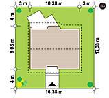 Строительство, Проект Дома № 2,56, фото 8
