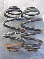 Пружины задние D=17мм б/у на Renault Trafic, Opel Vivaro, Nissan Primastar 2001-2014 год