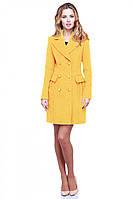 Женское пальто осеннее из кашемира арт. Нила
