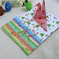 72 листов оригами кран ремесло складной бумага различные модели