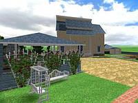 Визуализация в программе Landscape RealTime