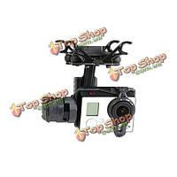 Таро tl2d01 t2-2d 2 оси бесщеточный карданный для GoPro PTZ 3 3+ 4 камера спорта FPV