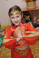 """Карнавальный восточный костюм для девочки """"Жасмин"""""""