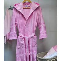 Халат подростковый Deco Bianca - 72011 V1 pembe розовый 16/17 лет