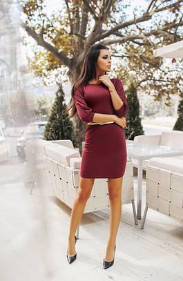 Женское платье №156-1028