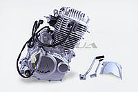 "Двигатель   на мотоцикл Lifan с двигателем CB200   (163FML OHC)   ""EVO"""