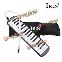 ИРИН 32 ключа мелодика гармонике электронная клавиатура губная гармошка с сумочкой