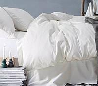 Однотонное постельное белье сатин люкс  Prestij Textile 08349