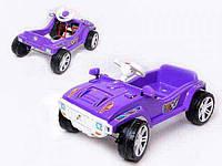 Машинка для катания педальная Орион 792_Ф фиолетовая