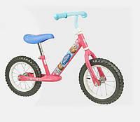 Детский Велобег FROZEN 12 дюймовые колеса FR121